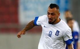 Kostas Mitroglou Greece