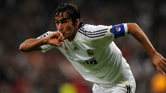 HD Raul Real Madrid