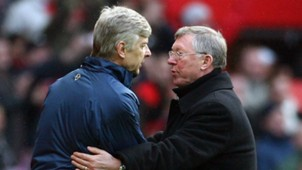 Arsene Wenger, Sir Alex Ferguson
