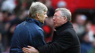 Arsene Wenger, Sir Alex Ferguson