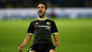 Cesc Fabregas EFL Cup Leicester v Chelsea 200916