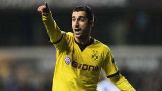 HD Henrikh Mkhitaryan Borussia Dortmund