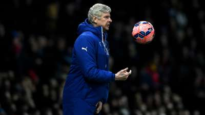Arsene Wenger Manchester United Arsenal FA Cup 09032015