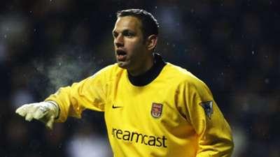 Richard Wright Arsenal