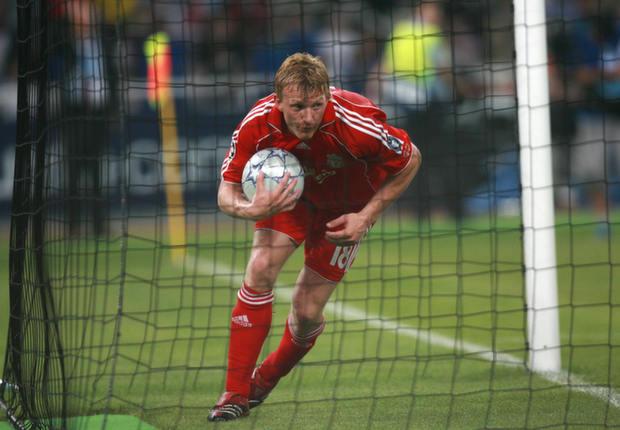 Dirk Kuyt Liverpool 2007