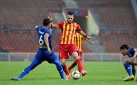 Paulo Rangel - Selangor vs Sime Darby FC