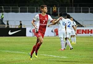 Gabriel Quak LionsXII FA Cup 21012014