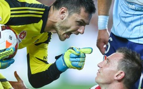 Vedran Janjetovic - Sydney FC - A-League