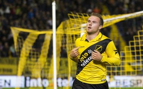 Jordy Buijs NAC Breda Eredivisie