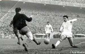 Ramon Grosso, mítico jugador del Real Madrid