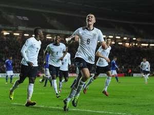 Michael Keane England U21 v Finland U21 European Under 21 Championships Qualifier 11142013