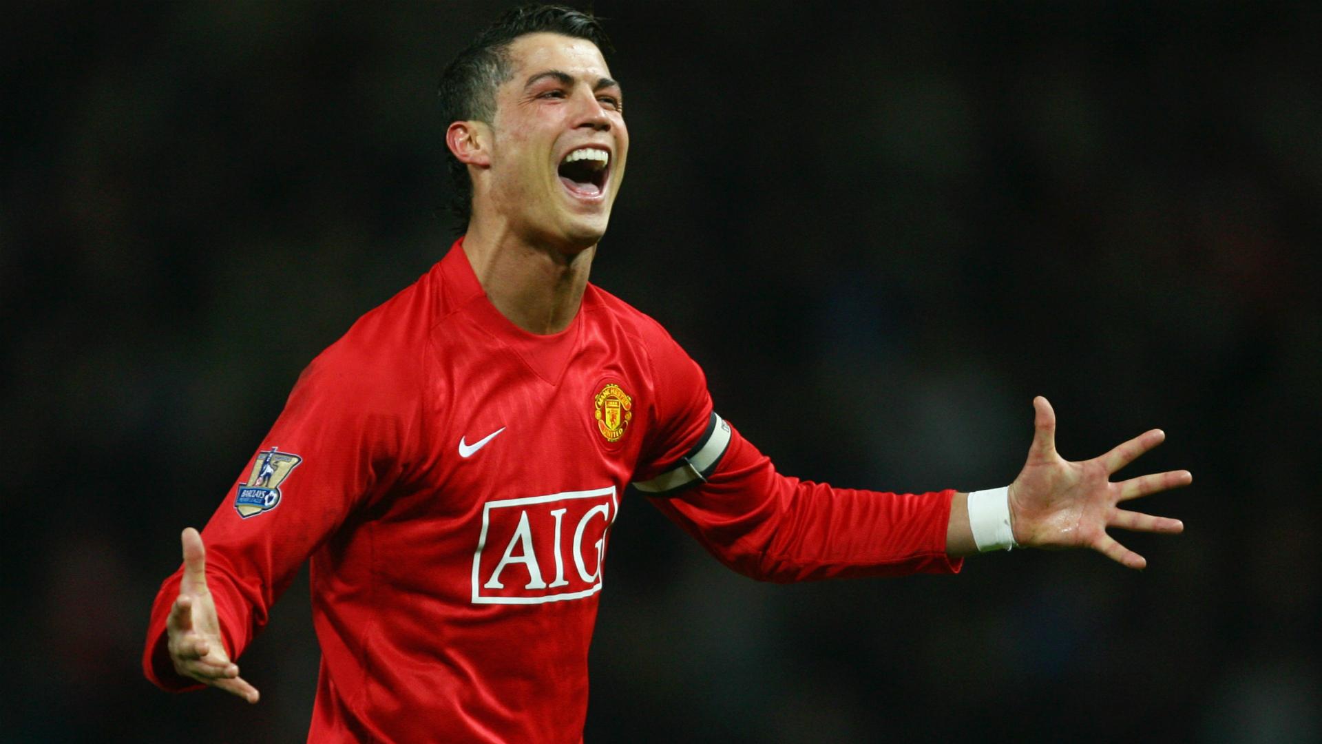 700 Cristiano Ronaldo Manchester United