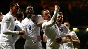 Chris Smalling, Danny Welbeck, Wayne Rooney, Jack Wilshere | Scotland 1-3 England | International Friendly
