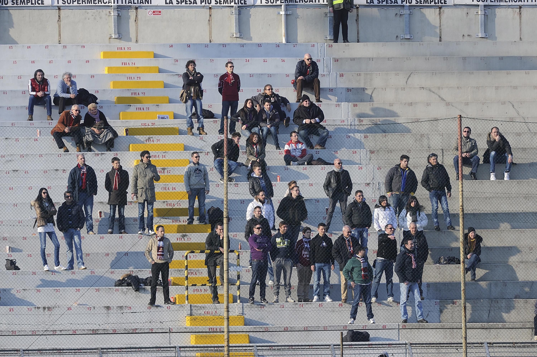 Vicenza, non si disputa il match contro il Padova
