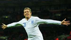 Peter Crouch   England