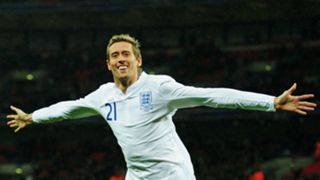 Peter Crouch | England