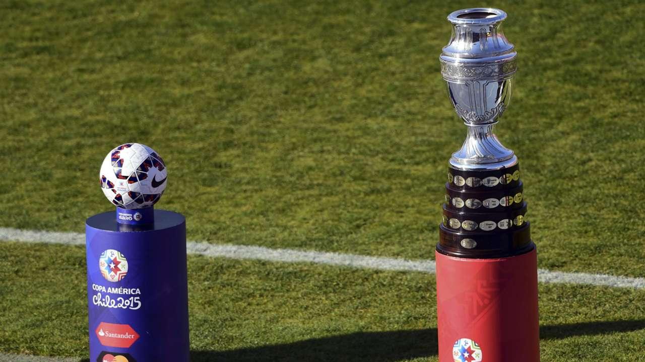 Chile Argentina Copa America Final 2015