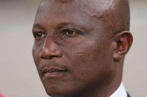 Kwesi Appiah - Ghana coach