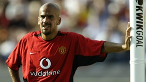 Manchester United's most expensive transfers of all time   Sebastian Veron