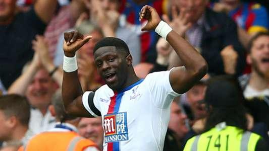 Bakary Sako Chelsea Crystal Palace Premier League 29082015
