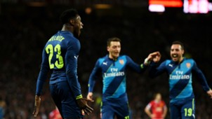 Danny Welbeck Manchester United Arsenal
