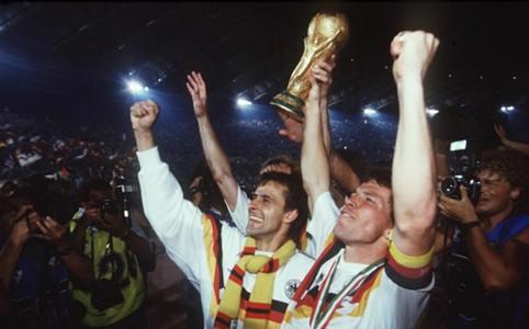 Lothar Matthaus - 1990 World Cup