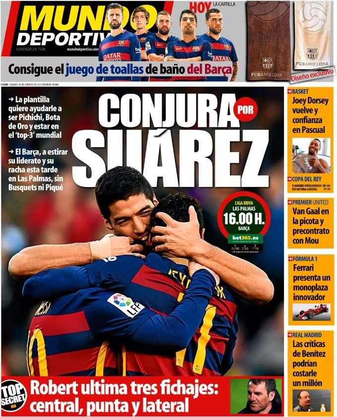 Mundo Deportivo 20022016
