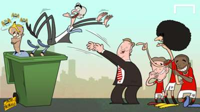 Cartoon of the Day: Manchester derby