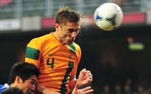 Dino Djulbic - Australia - Socceroos