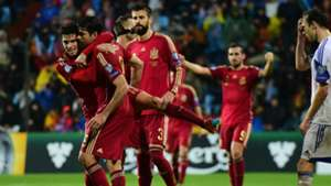 Diego Costa | Luxembourg v Spain