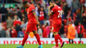 Nathaniel Clyne Danny Ings Liverpool Norwich