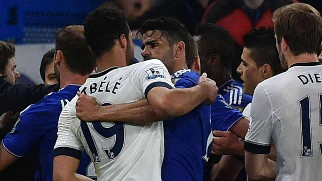 Football's most notorious bans | Mousa Dembele