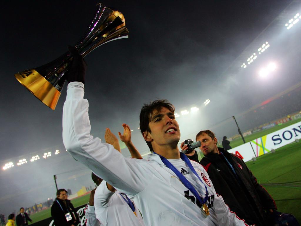 Kaka/Club World Cup/AC Milan