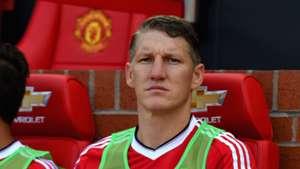 Bastian Schweinsteiger Manchester United Tottenham Premier League 08082015