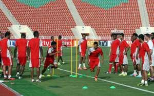 Oman's national training