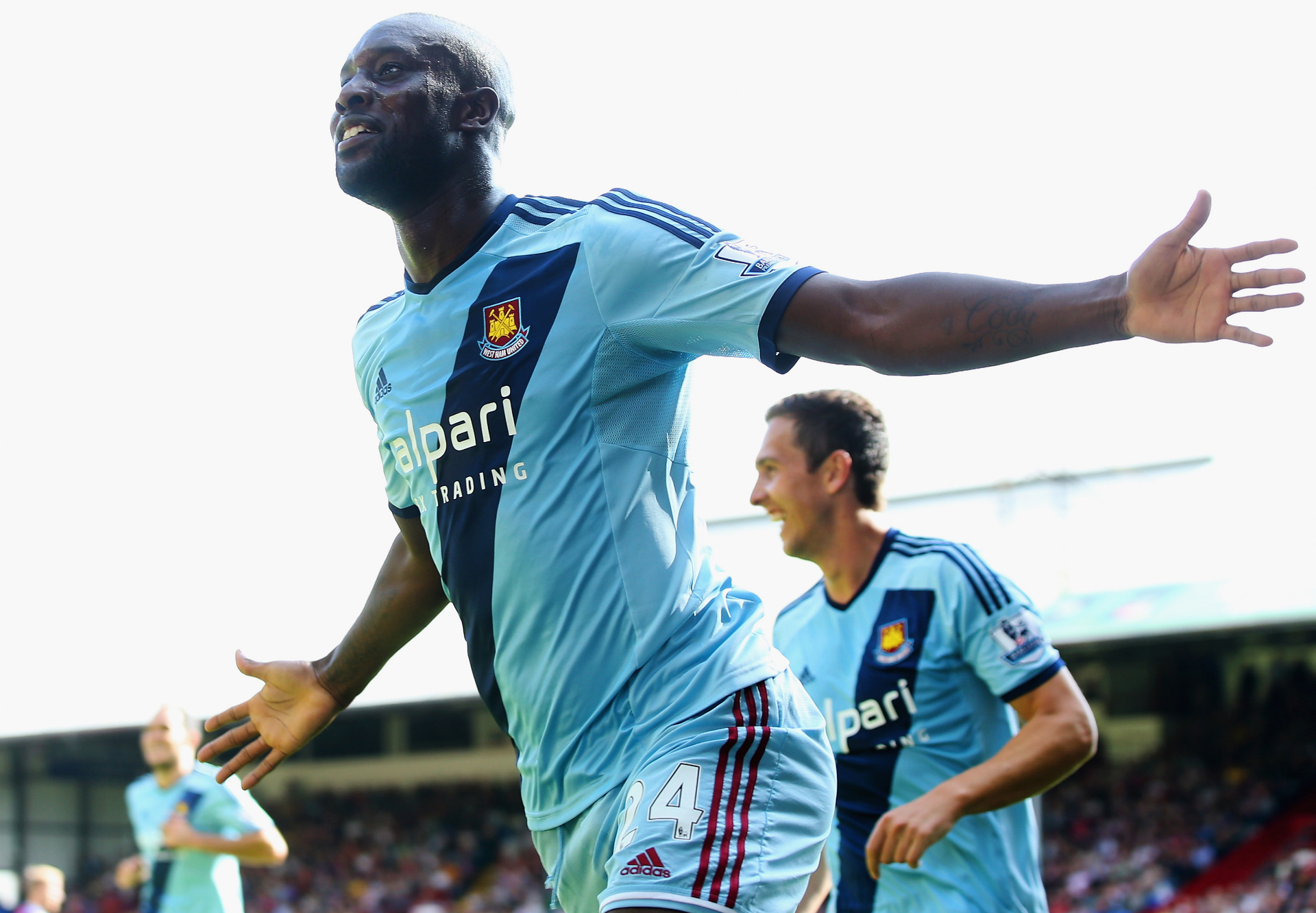 Carlton Cole West Ham