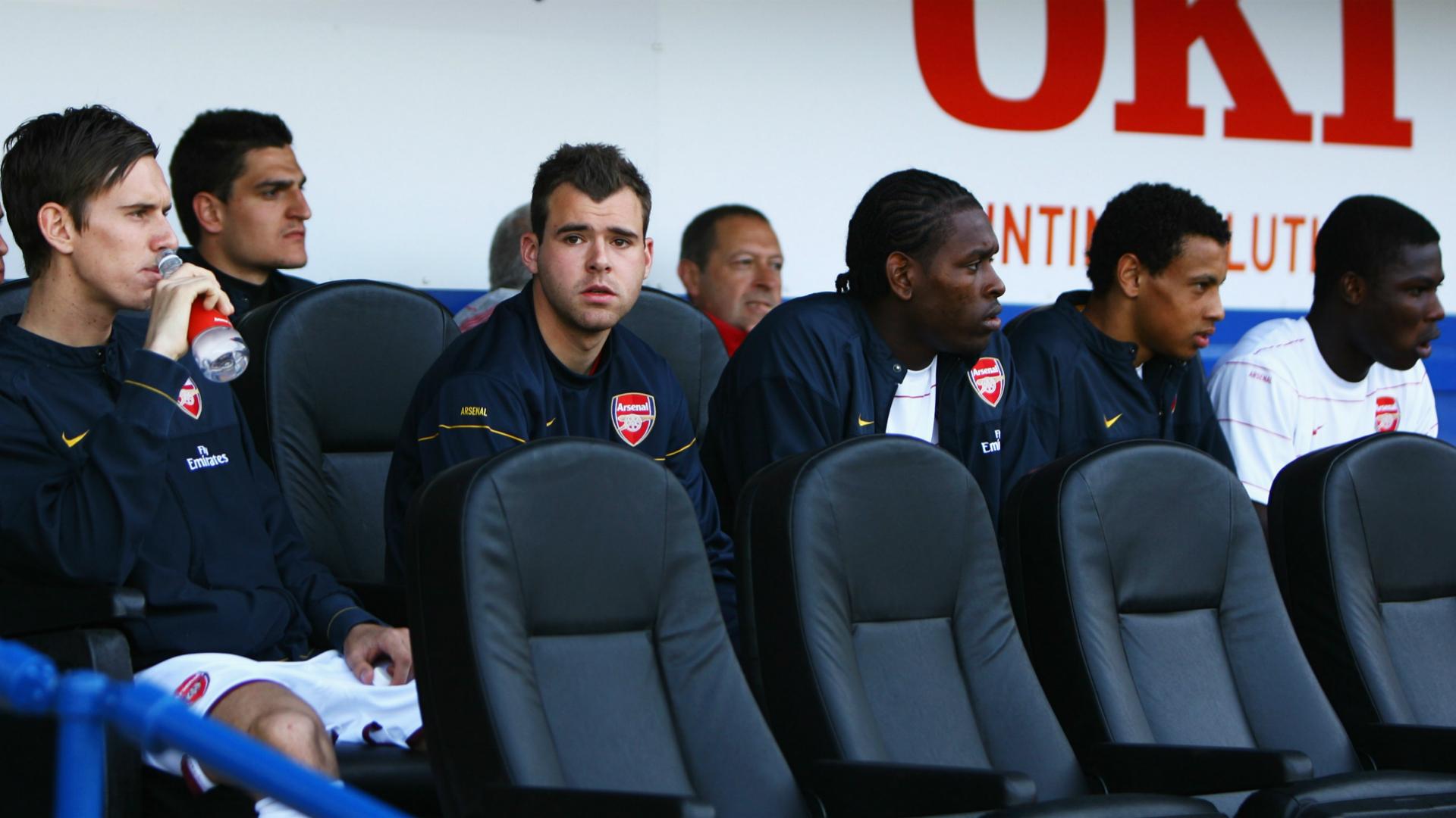 Amaury Bischoff Arsenal Premier League