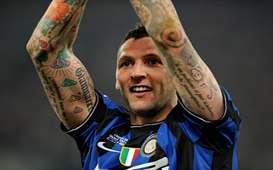 Marco Materazzi Inter Milan
