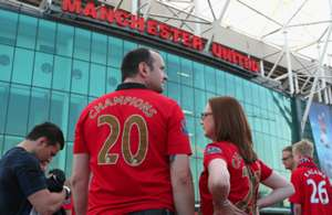 Manchester United Fans 20