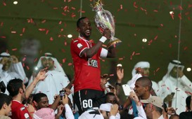 Al Ahli Champion of UAE Super Cup
