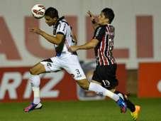Sudamericana: Cesar y Aloisio en Ponte Preta vs Sao Paulo