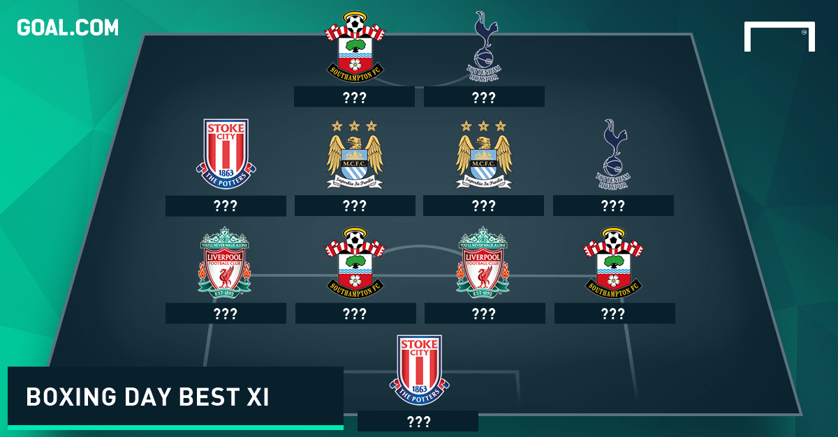 Premier League Team of the Week: Boxing Day