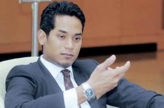 Khairy Jamaluddin - Youth and Sports Minister Malaysia