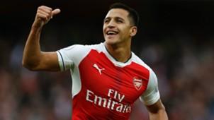 Alexis Sanchez Arsenal Chelsea Premier League