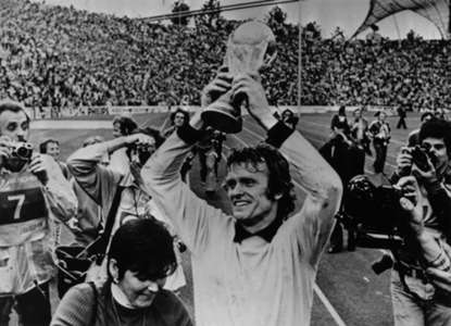 Sepp Maier Germany World cup 1974