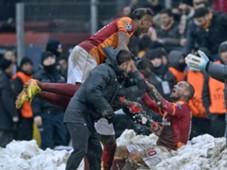 Wesley Sneijder Didier Drogba Galatasaray Juventus 12112013
