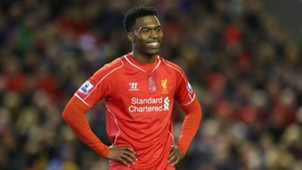 Daniel Sturridge Liverpool Burnley Premier League 04032015