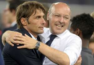 Marotta e Conte, il duo di successo dei trionfi Juve
