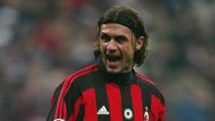 Paolo Maldini AC Milan