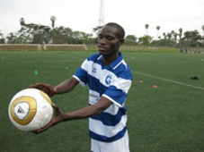 AFC Leopards Charles Okwemba.